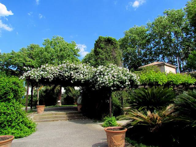 Evadez vous en ville visitez le parc bor ly made in for Jardin anglais marseille