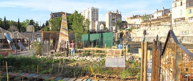 marseille terre d agriculture urbaine en plein essor made in marseille. Black Bedroom Furniture Sets. Home Design Ideas