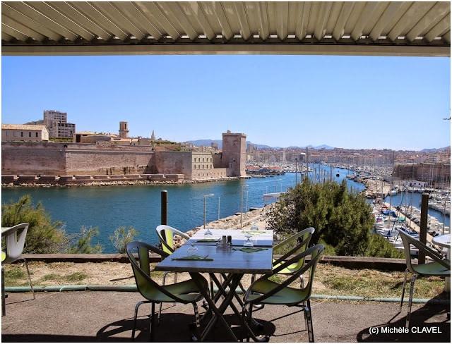 D couvrez le jardin du pharo mile duclaux made in - Restaurant halal vieux port marseille ...