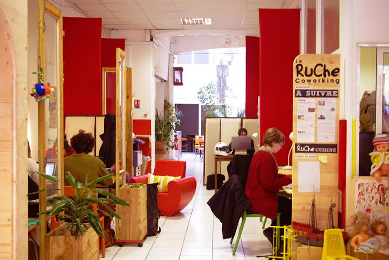 coworking, Reportage – Comment les espaces de coworking envahissent Marseille ?, Made in Marseille, Made in Marseille