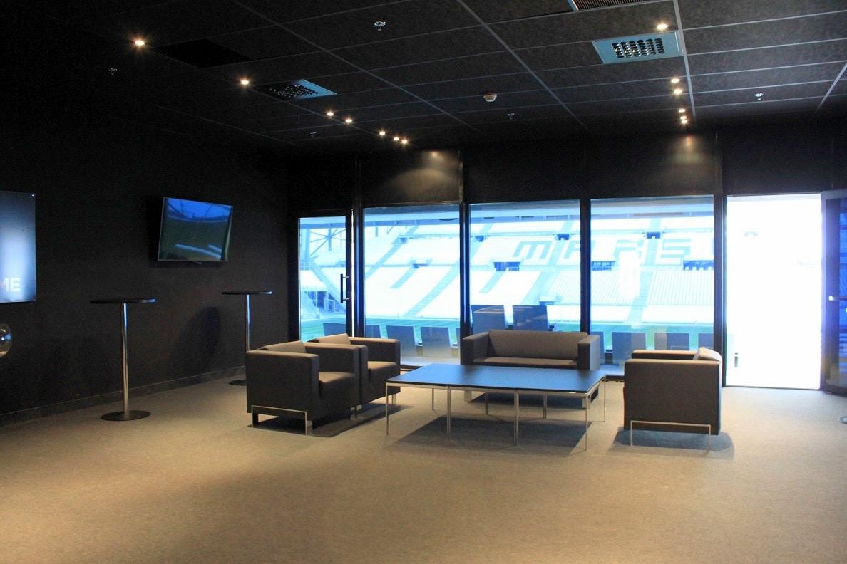 Le nouveau stade v lodrome inaugur en photos made in - Salon des ce marseille ...