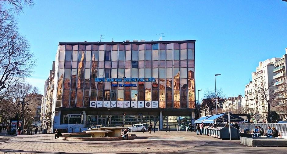 cinéma, Les images du futur cinéma Artplexe à la place de la mairie sur la Canebière, Made in Marseille