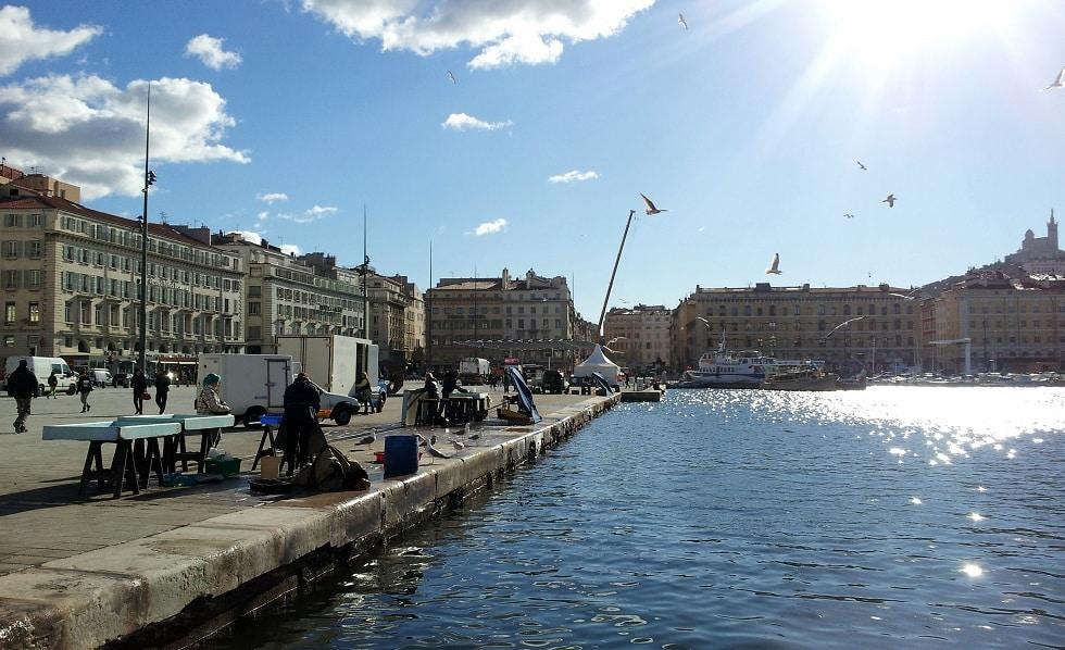 D couvrez le vieux port made in marseille - Restaurant poisson marseille vieux port ...