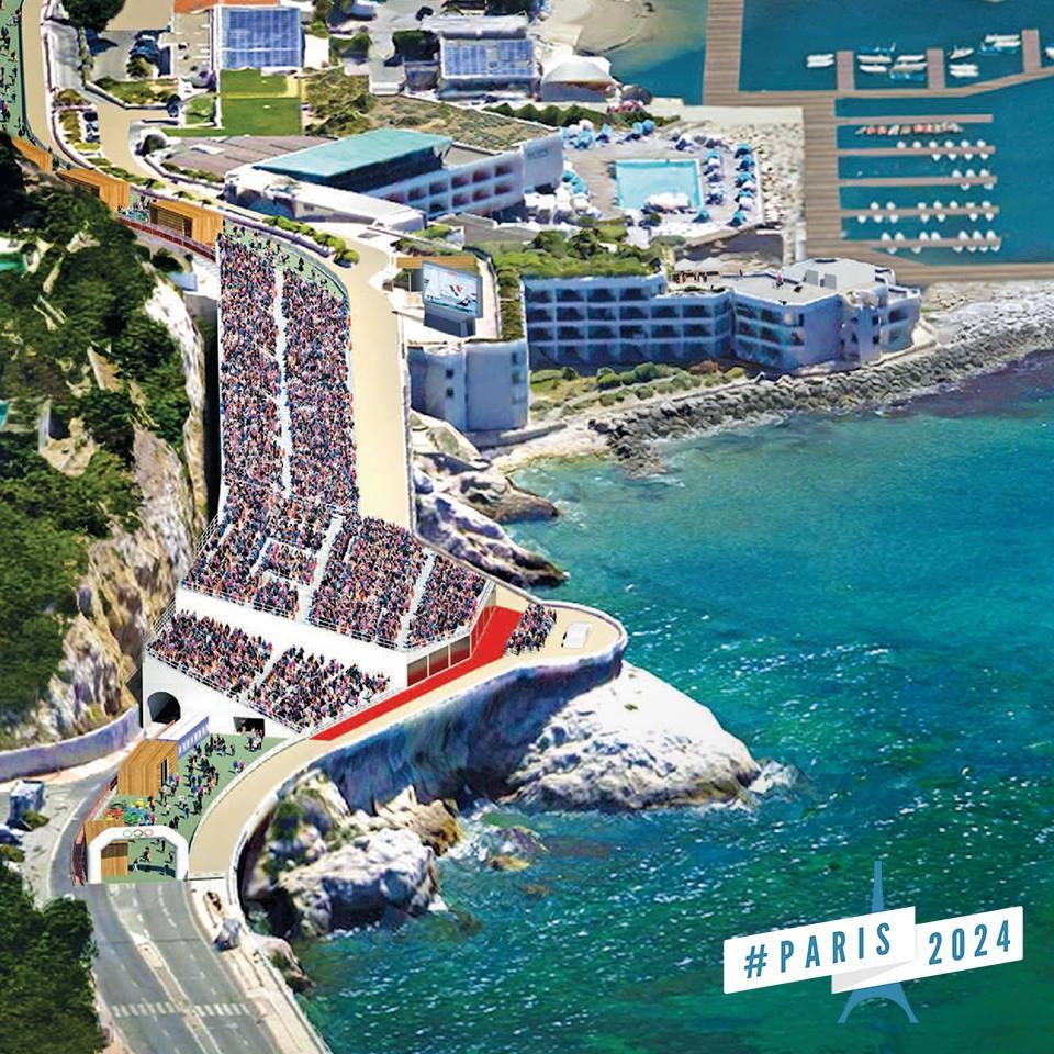 Marseille accueillera la voile et le foot pour les jo 2024 aux c t s de paris - Le journal de marseille ...