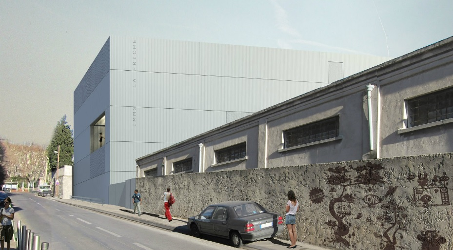 Friche, Bientôt un institut des métiers du spectacle à la Friche !, Made in Marseille