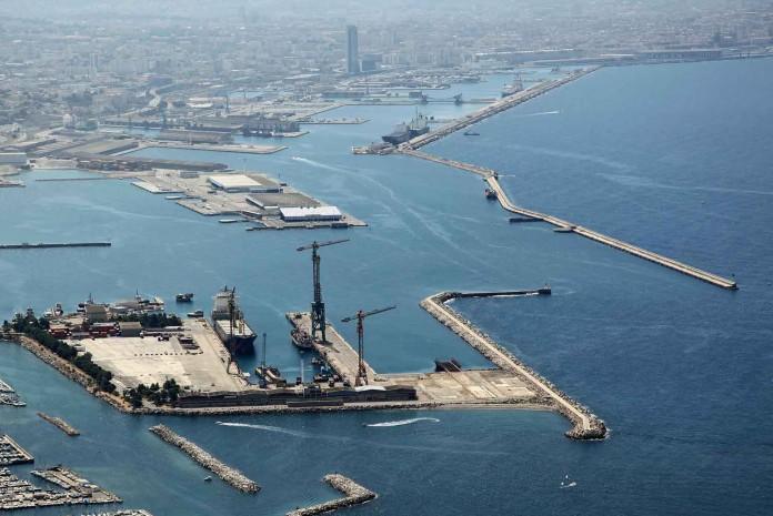 Le port de marseille va r parer les plus grands bateaux du monde made in marseille - Plus grands ports du monde ...