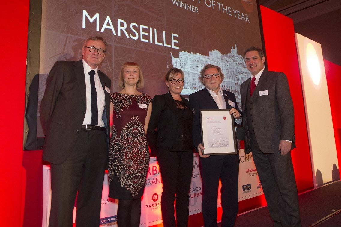 Marseille, Marseille élue meilleure ville européenne 2014 à Londres, Made in Marseille, Made in Marseille