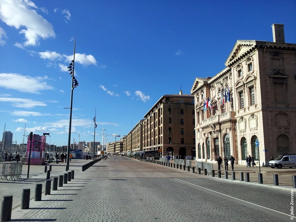 Vieux-Port, Le Vieux-Port élu meilleur espace public européen 2014 !