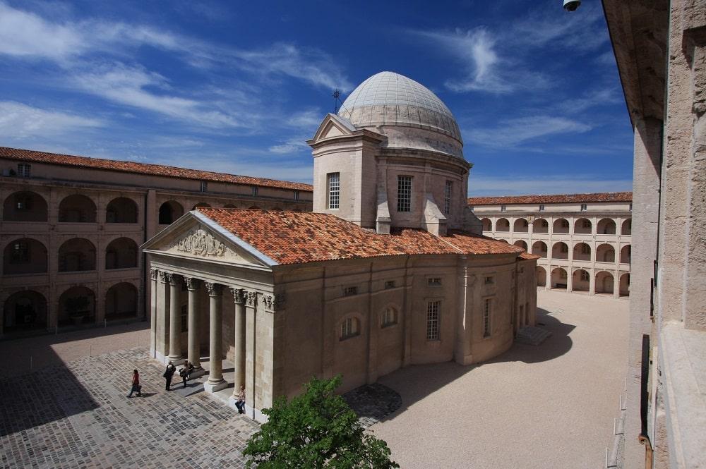 , Visiter la Vieille Charité (musée d'archéologie et des arts africains), Made in Marseille