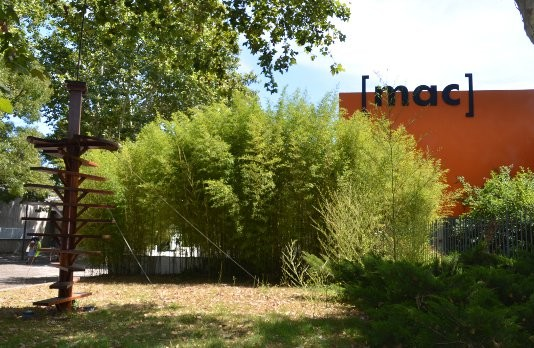 Le Musée d'art contemporain (MAC)