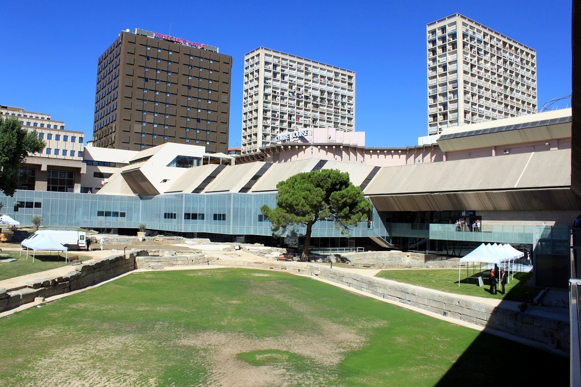 , Visiter le musée d'Histoire et le jardin des Vestiges de Marseille