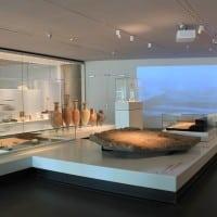 Le Musée d'Histoire et le Jardin des Vestiges du Port Antique