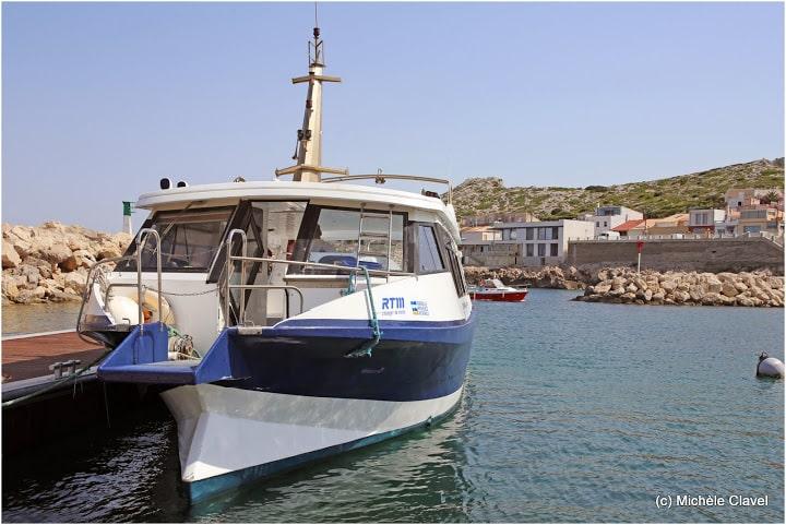 La navette maritime en service tout l 39 t de l 39 estaque aux - Navette aeroport marseille vieux port ...