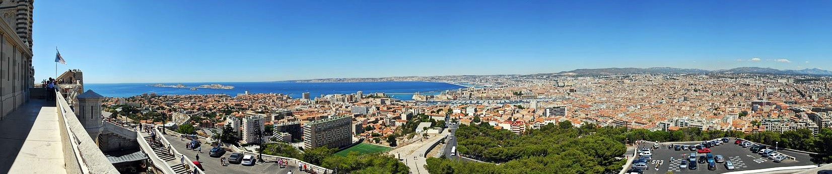 panorama-marseille-bonne-mere-notre-dame