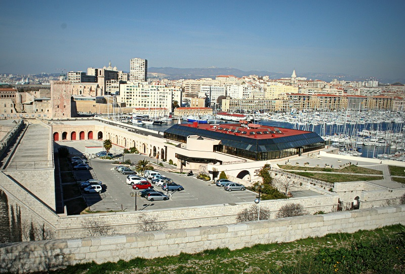 , Visiter le Fort Saint-Nicolas (Entrecasteaux et Ganteaume), Made in Marseille