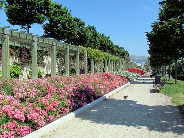 , Découvrez le Parc du 26ème centenaire, Made in Marseille