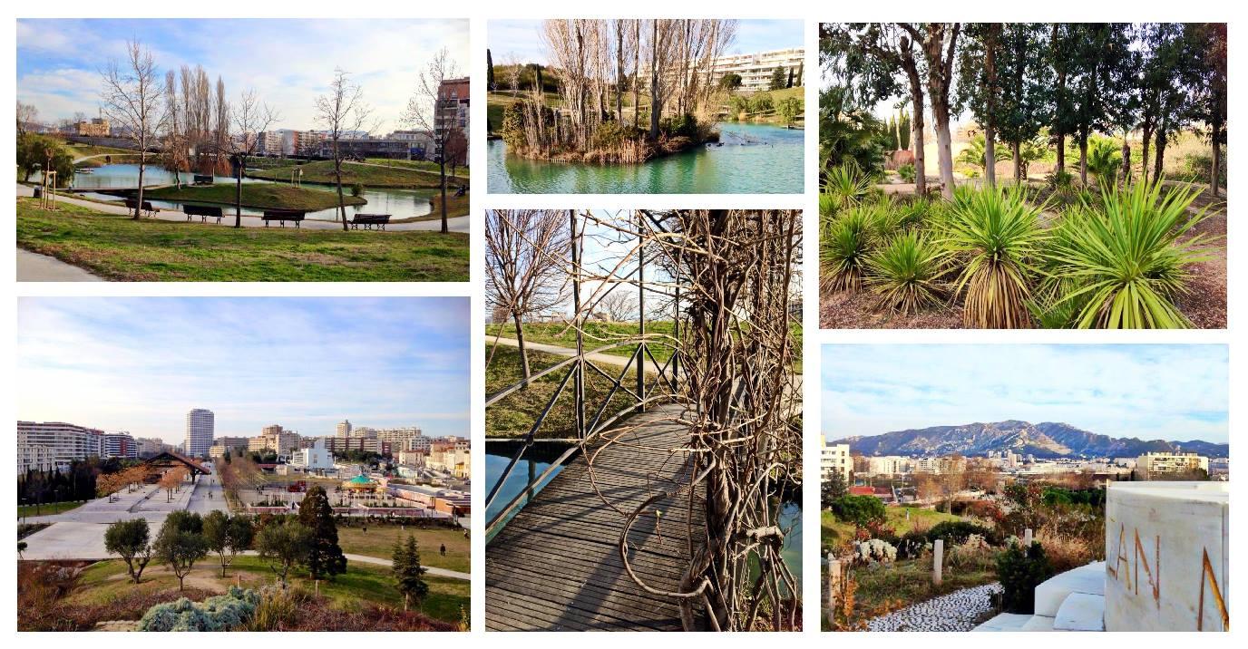 , Quand le parc du 26e centenaire n'était encore qu'une gare de marchandise, Made in Marseille