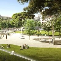 La transformation s'accélère côté Saint-Charles – Porte d'Aix
