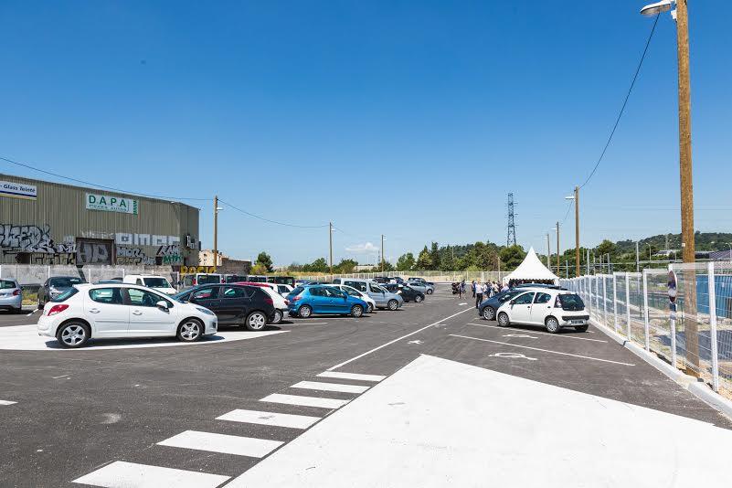 , Les parkings relais de Marseille ouverts le week-end à partir de demain