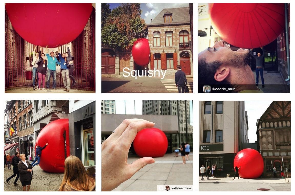 Marseille, [Street-art] A la recherche de la boule rouge dans Marseille !, Made in Marseille, Made in Marseille