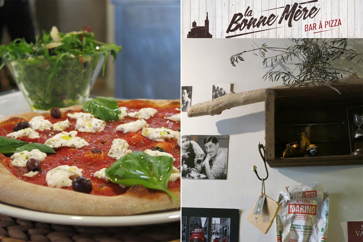 pizza, [Le bon plan d'Elodie] Oh Bonne Mère, c'est la meilleure pizza de Marseille !, Made in Marseille