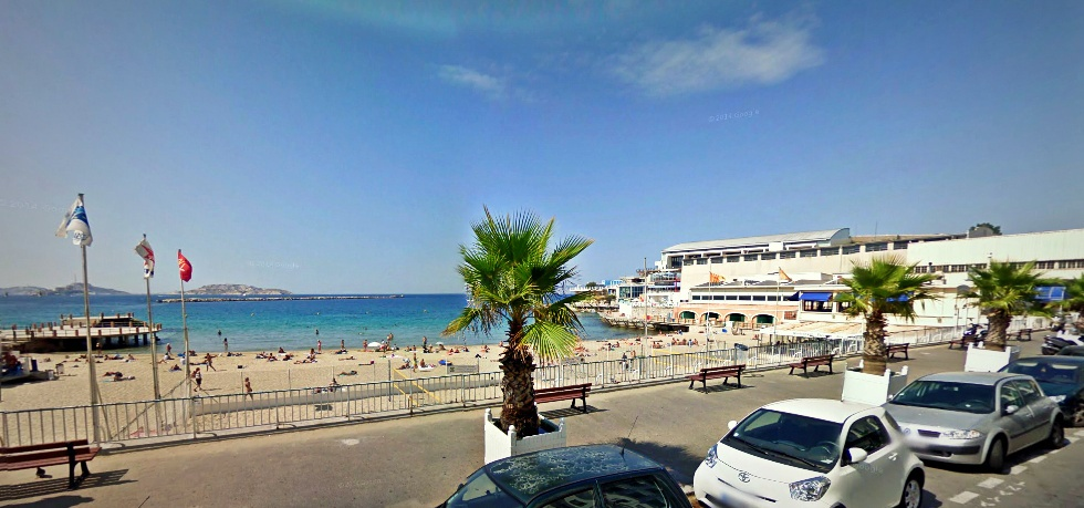 , La plage des Catalans, Made in Marseille