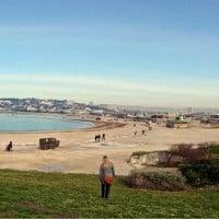 Les plages du Prado et de l'Escale Borély