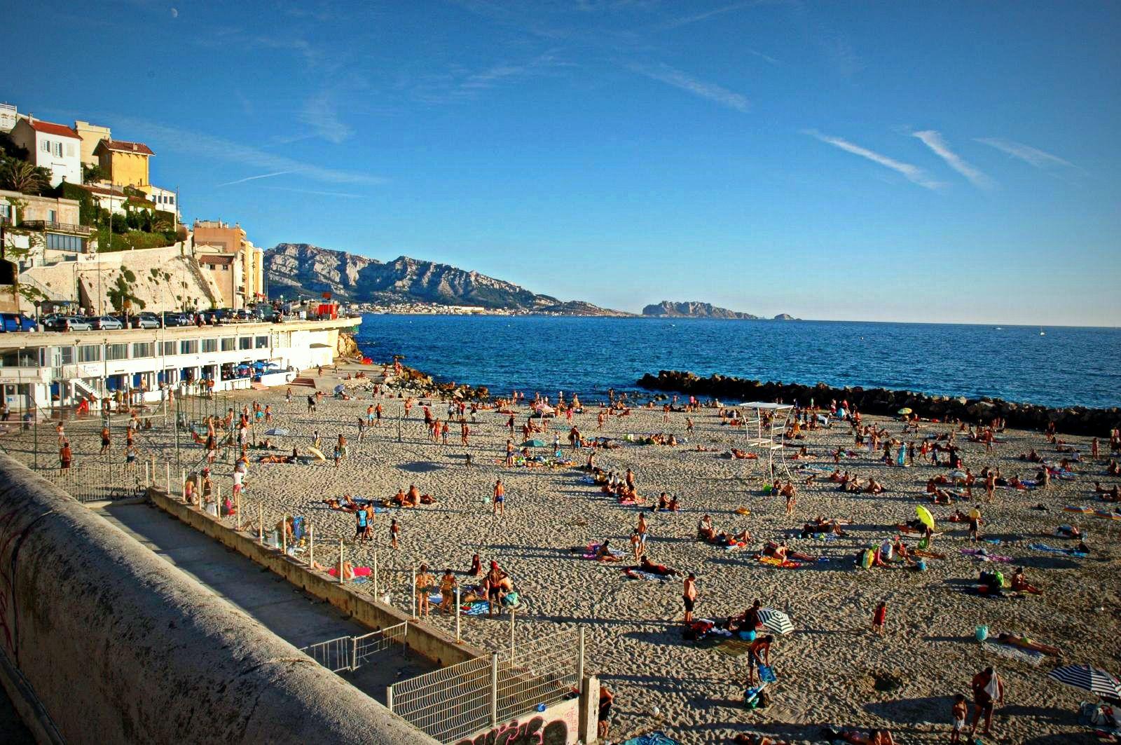 , La plage du Prophète à Marseille, Made in Marseille