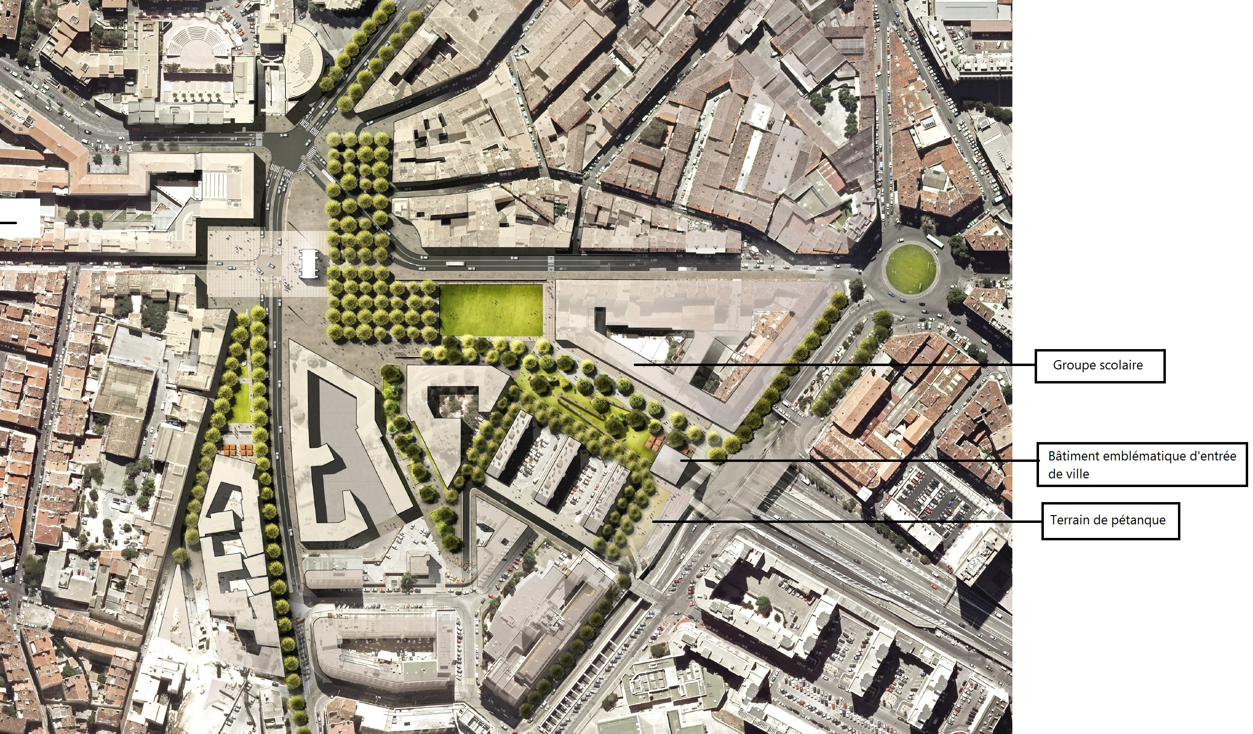 Saint-Charles, La transformation s'accélère côté Saint-Charles – Porte d'Aix, Made in Marseille, Made in Marseille