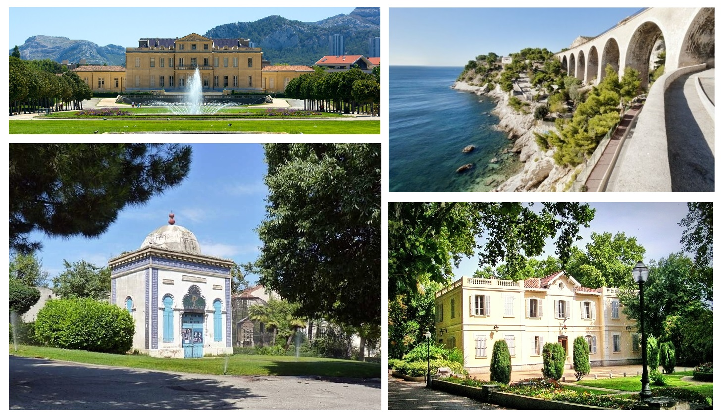 Visitez les plus beaux parcs et jardins de marseille for Jardin de particuliers a visiter
