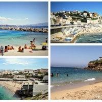 Découvrez les plus belles plages de Marseille