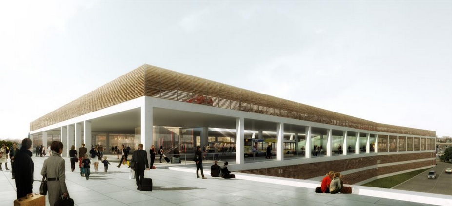 pôle d'échange, L'extension du métro vers le pôle Capitaine Gèze repoussée à 2019, Made in Marseille