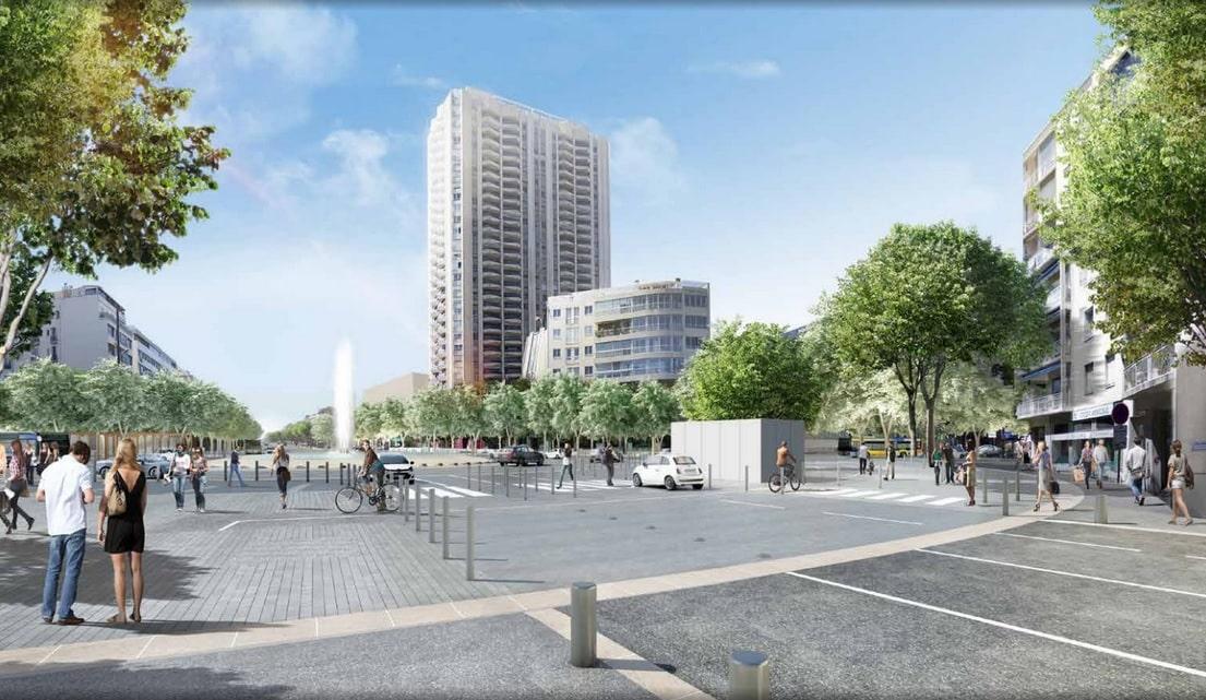 Prado, [Reportage] Au cœur du chantier du nouveau rond-point du Prado, Made in Marseille