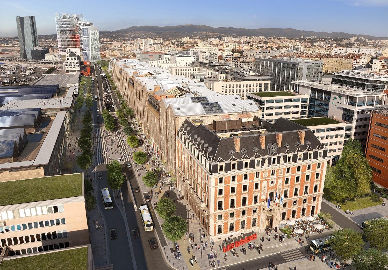 Docks, [Les Docks de Marseille] Plongée au cœur d'un des plus beaux chantiers de la ville