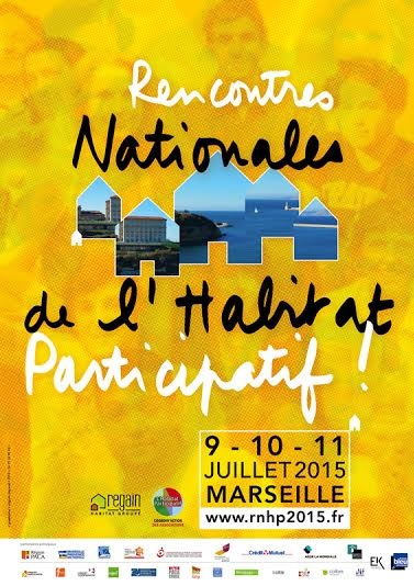 Rencontre nationale de l'habitat participatif marseille