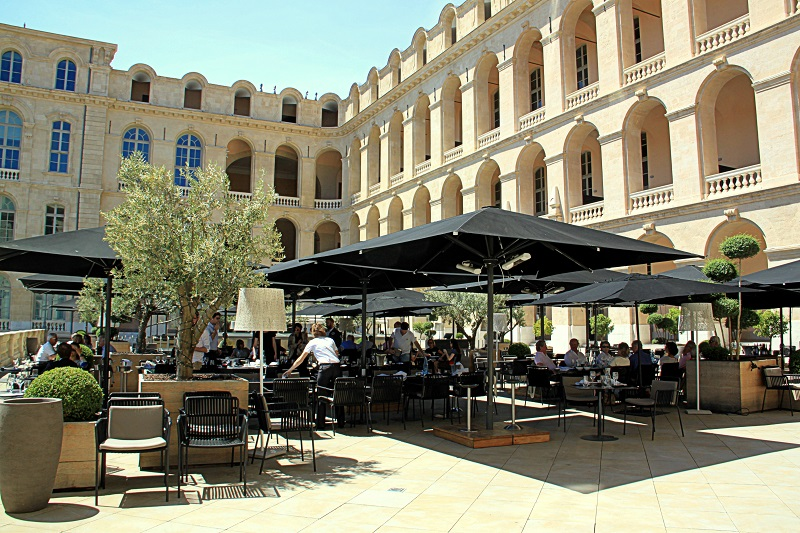 Visiter Lhôtel Dieu Palace Intercontinental Made In Marseille