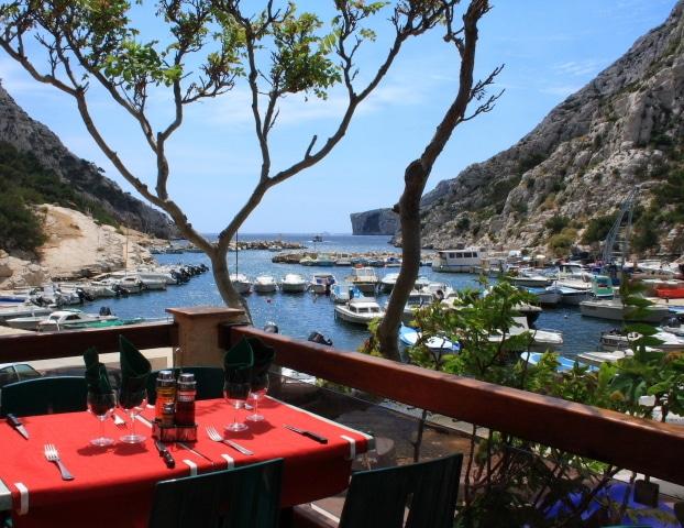 , Le Nautic Bar, un restaurant dans le cadre exceptionnel de la Calanque de Morgiou, Made in Marseille, Made in Marseille