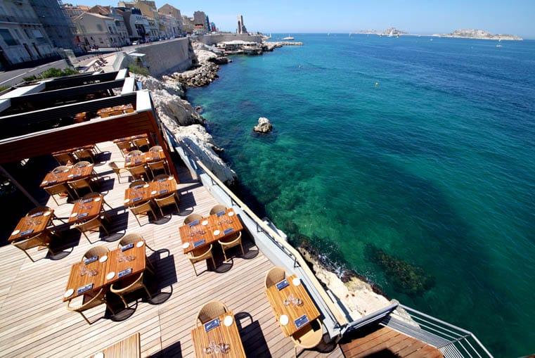 Notre S 233 Lection Des Meilleurs Restos Les Pieds Dans L Eau 224 Marseille Made In Marseille