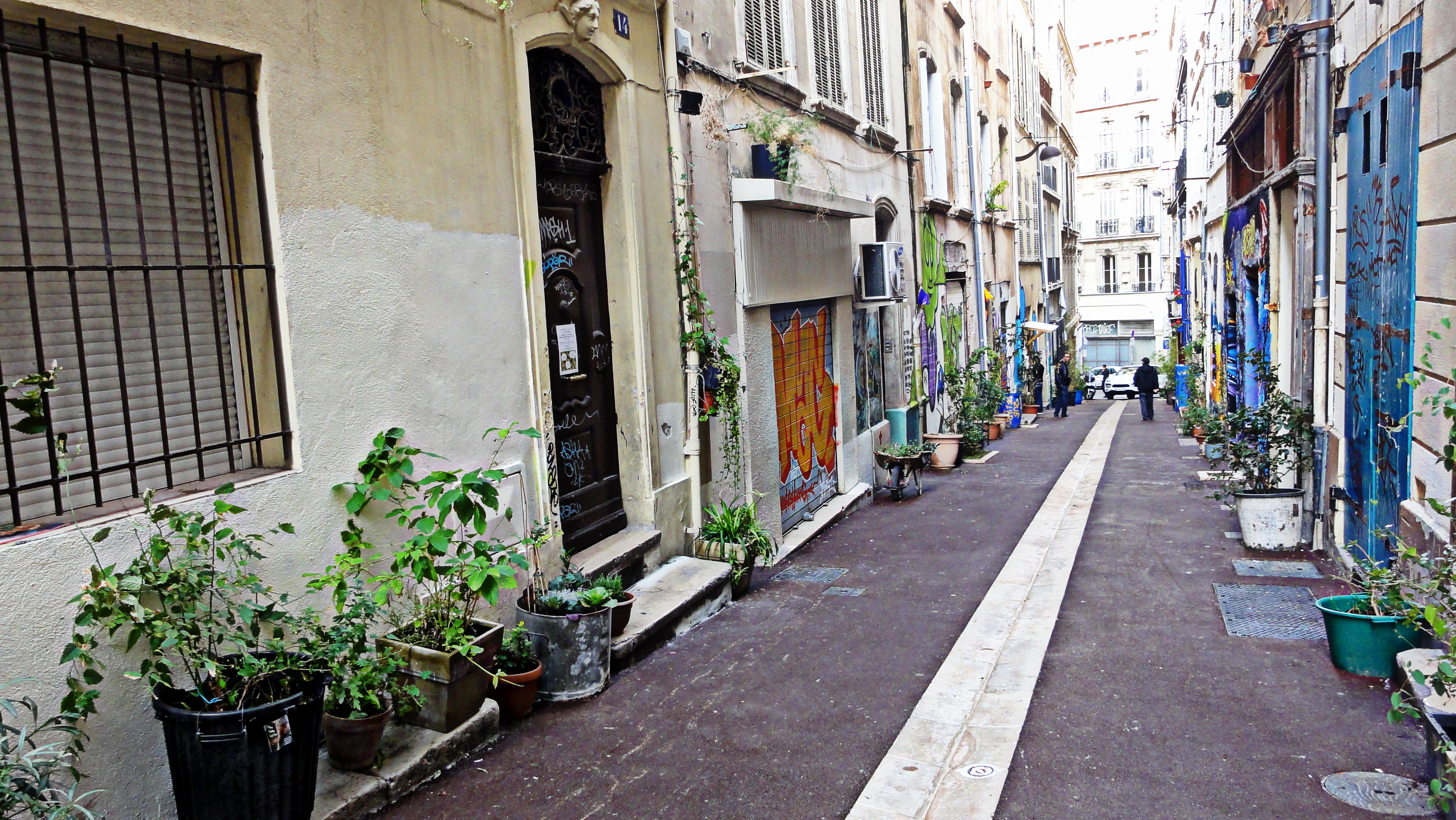 Marseille, Marseille adopte une charte pour que les habitants verdissent leurs rues, Made in Marseille