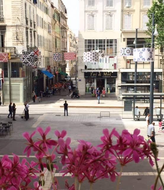 rue de Rome, [Événement] La rue de Rome fête l'arrivée du tramway, Made in Marseille