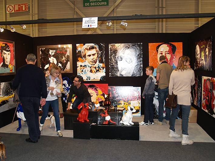 Rendez vous au salon international de l art contemporain - Salon art contemporain ...