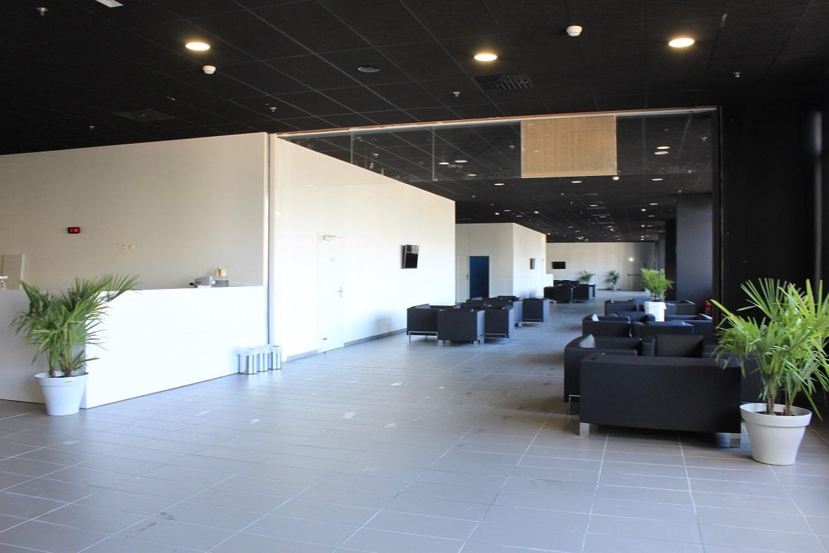 Le nouveau stade v lodrome inaugur en photos made in - Salon piscine marseille ...