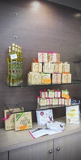 Marseille, Marseille se déguste même au dessert : le savon en chocolat, Made in Marseille