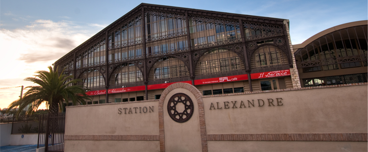 Station Alexandre, [Les p'tits secrets] La Station Alexandre selon Gustave Eiffel, Made in Marseille