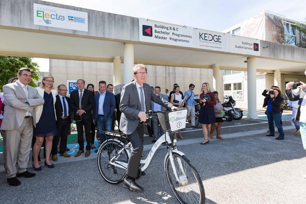 électriques, [Reportage] Les voitures et vélos électriques à la conquête du territoire, Made in Marseille
