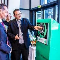 Une start-up locale crée un système pour gagner de l'argent grâce à ses déchets !