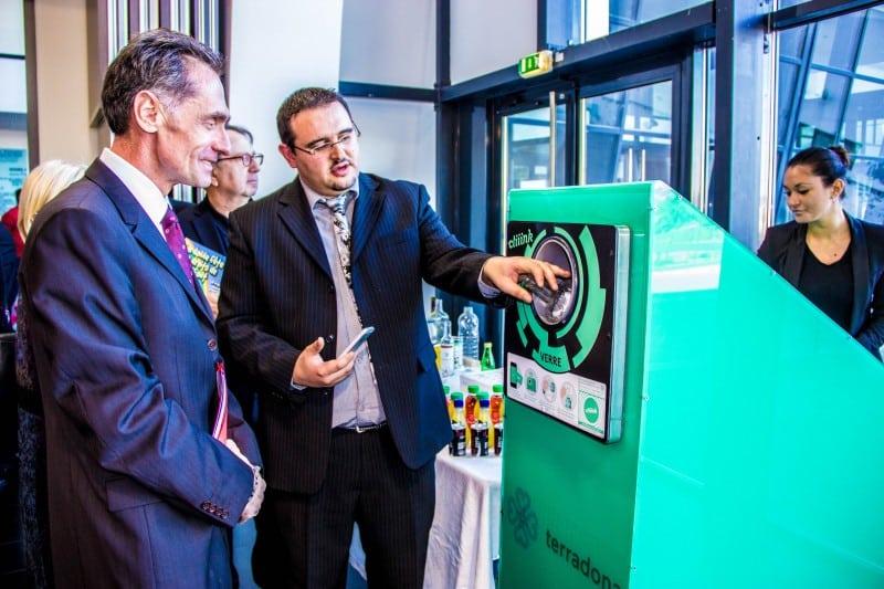 start-up, Une start-up locale crée un système pour gagner de l'argent grâce à ses déchets!, Made in Marseille