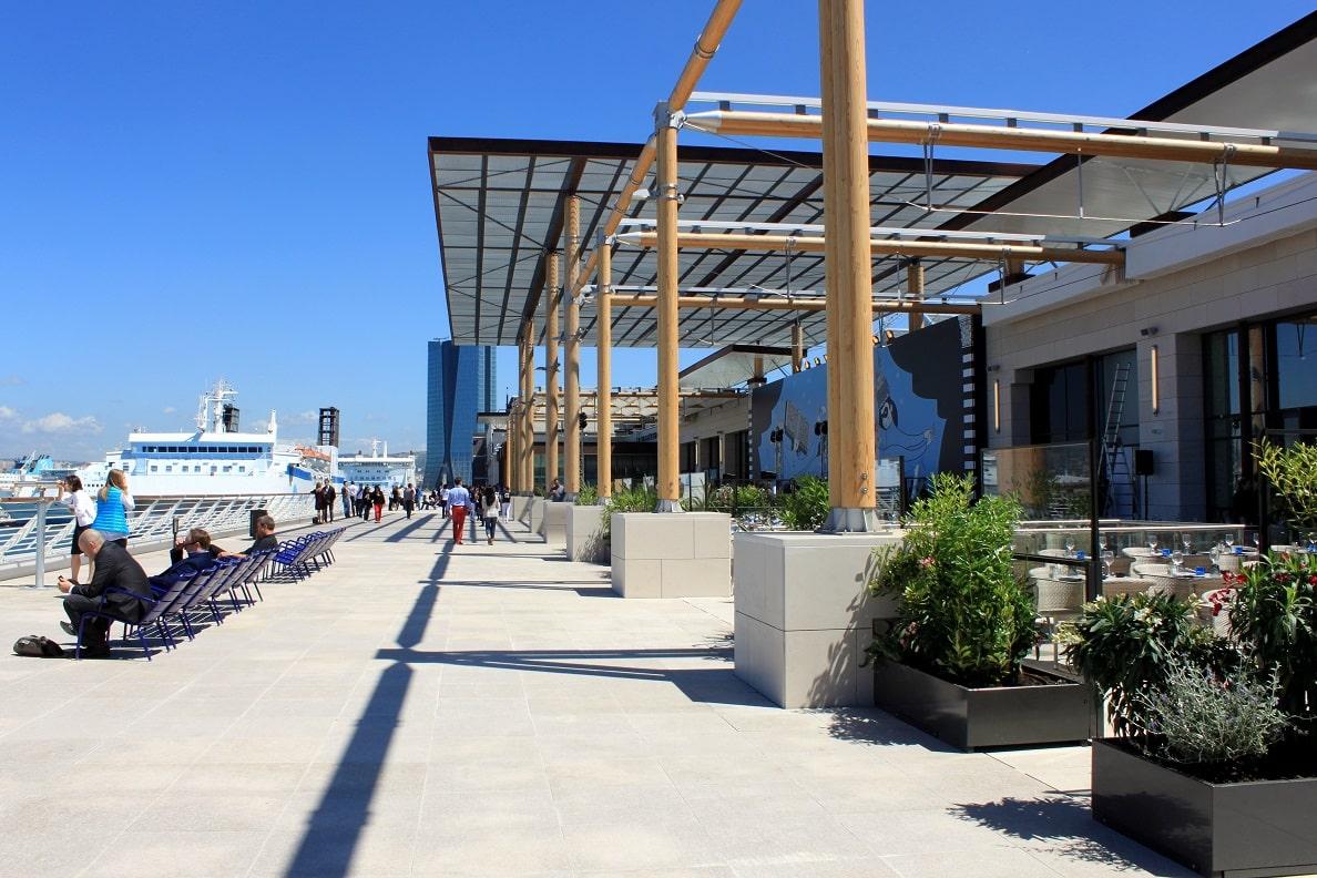 Terrasses du Port, [Trophée] Les Terrasses du Port élues meilleur centre commercial de l'année, Made in Marseille
