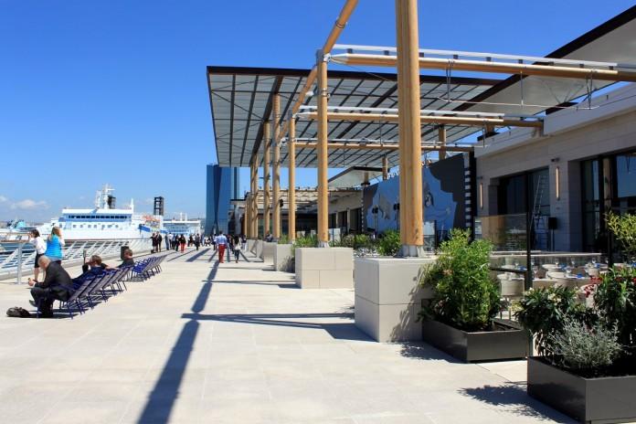 Troph e les terrasses du port lues meilleur centre - Terrasse du port marseille ouverture ...