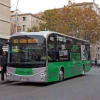 C'est une première en France, la RTM achète 6 bus électriques